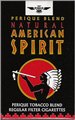 AMERICAN SPIRIT PERIQUE FILTER BOX KING Cigarettes pack