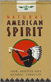 AMERICAN SPIRIT PLAIN SP KING Cigarettes pack