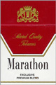 MARATHON FULL FLAVOR BOX KING Cigarettes pack